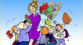 How to congratulate a teacher happy birthday