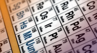 How to determine the valence on the periodic table