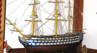 Как построить кораблик из дерева