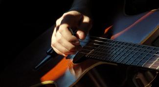 Как записать акустическую гитару