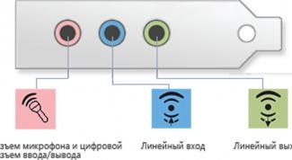 Как включить линейный вход