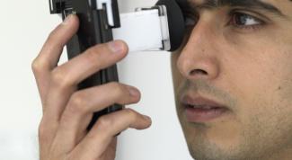 Как определять остроту зрения