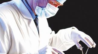 Как снять швы после операции
