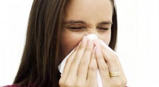 Как перестать чихать