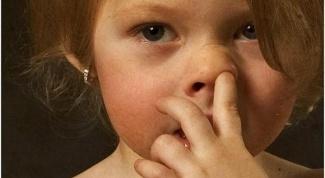 Как очистить нос малышу