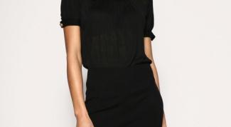 Как покрасить одежду черного цвета