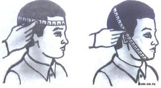 Как измерять окружность головы