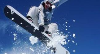 Как хранить сноуборд