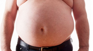 How to reduce belly man