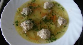 Как приготовить суп из гречки