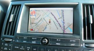 Как изменить маршрут навигатора