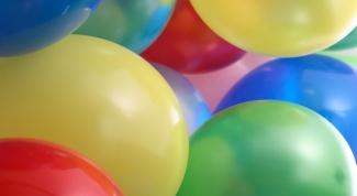 Как сделать пуделя из шарика