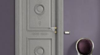 Как лакировать двери