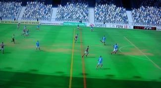 Как играть по сети в FIFA