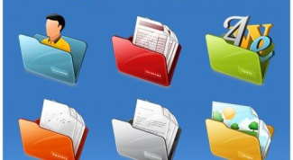 Как изменить папки на рабочем столе
