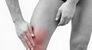 Как восстановить колено
