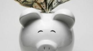 Как накопить денег побольше