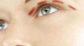 Как подтянуть кожу вокруг глаз