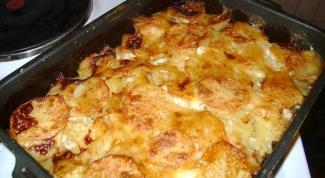 Как приготовить говядину с картошкой