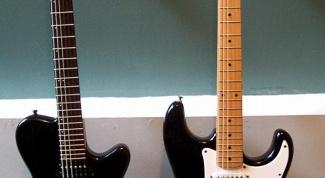 Как настроить гитару по программе