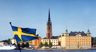 Как получить визу в Швецию