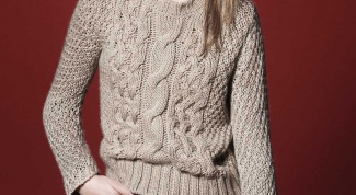 Как связать модный свитер в 2017 году
