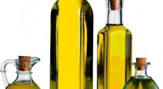 Как вывести пятна от растительного масла