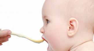 Как приготовить детское питание