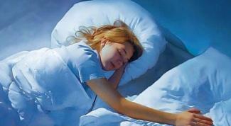 Как научиться быстро засыпать