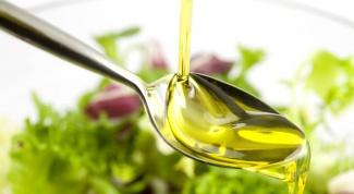 Как удалить пятна растительного масла