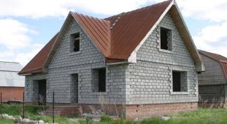 Как построить дом из газоблоков