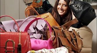 Как хранить сумки