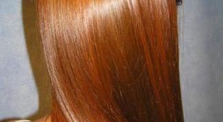 Как покрасить волосы луковой шелухой