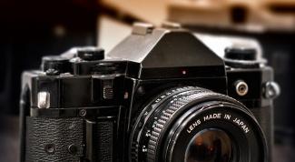 Как фотографировать на пленку