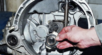 How to replace release bearing