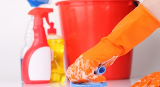 Как отмыть кафель