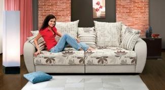 Как обить мебель