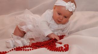 Как одевать месячного ребенка