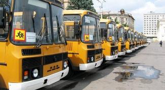 Как поставить свой автобус на маршрут