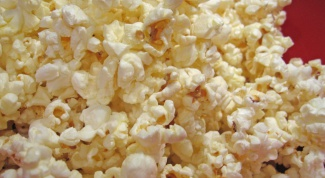 How to cook sweet popcorn