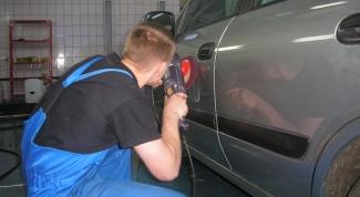 Как полировать авто