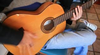 Как обыгрывать аккорды