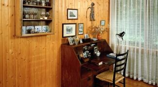 Как обновить старую деревянную стену