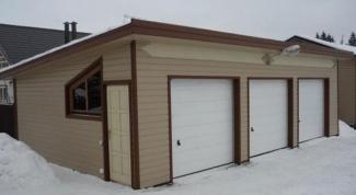 Как обогреть гараж зимой