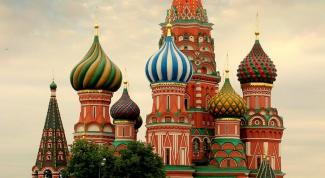 Как провести один день в Москве
