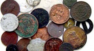 Как очистить старинные монеты