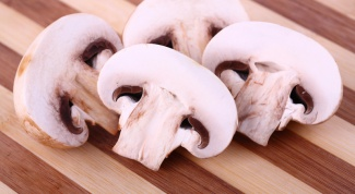 Как приготовить грибную подливу