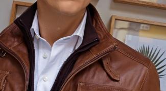 Как отремонтировать кожаную куртку