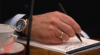 Как научиться красивому почерку