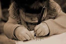 Как написать детское письмо